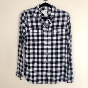 J. Crew Factory Perfect Fit Flannel